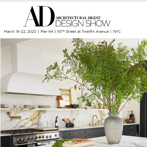 Architectural Digest Expo Firenzecolor March 19th-22nd 2020